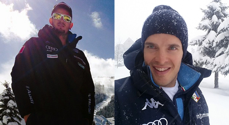 Sci alpino, Coppa del Mondo: la squadra di velocità maschile si allena in Colorado