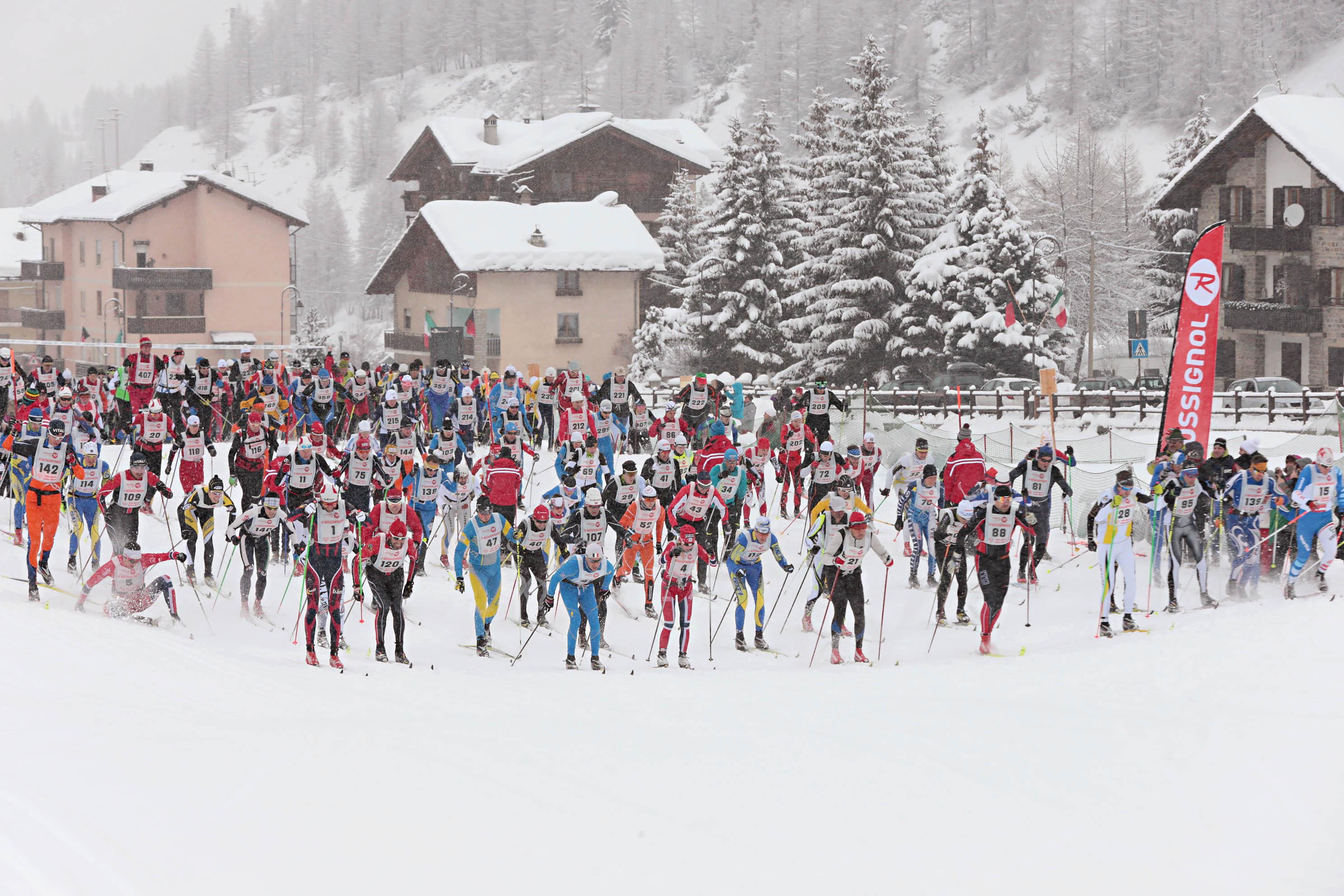 Marcia Gran Paradiso 2014: classifiche