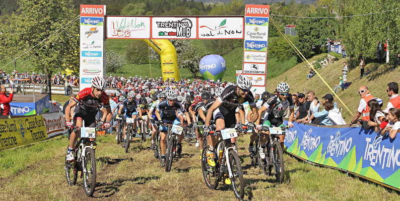 Trentino MTB presented by crankbrothers: le gare 2014