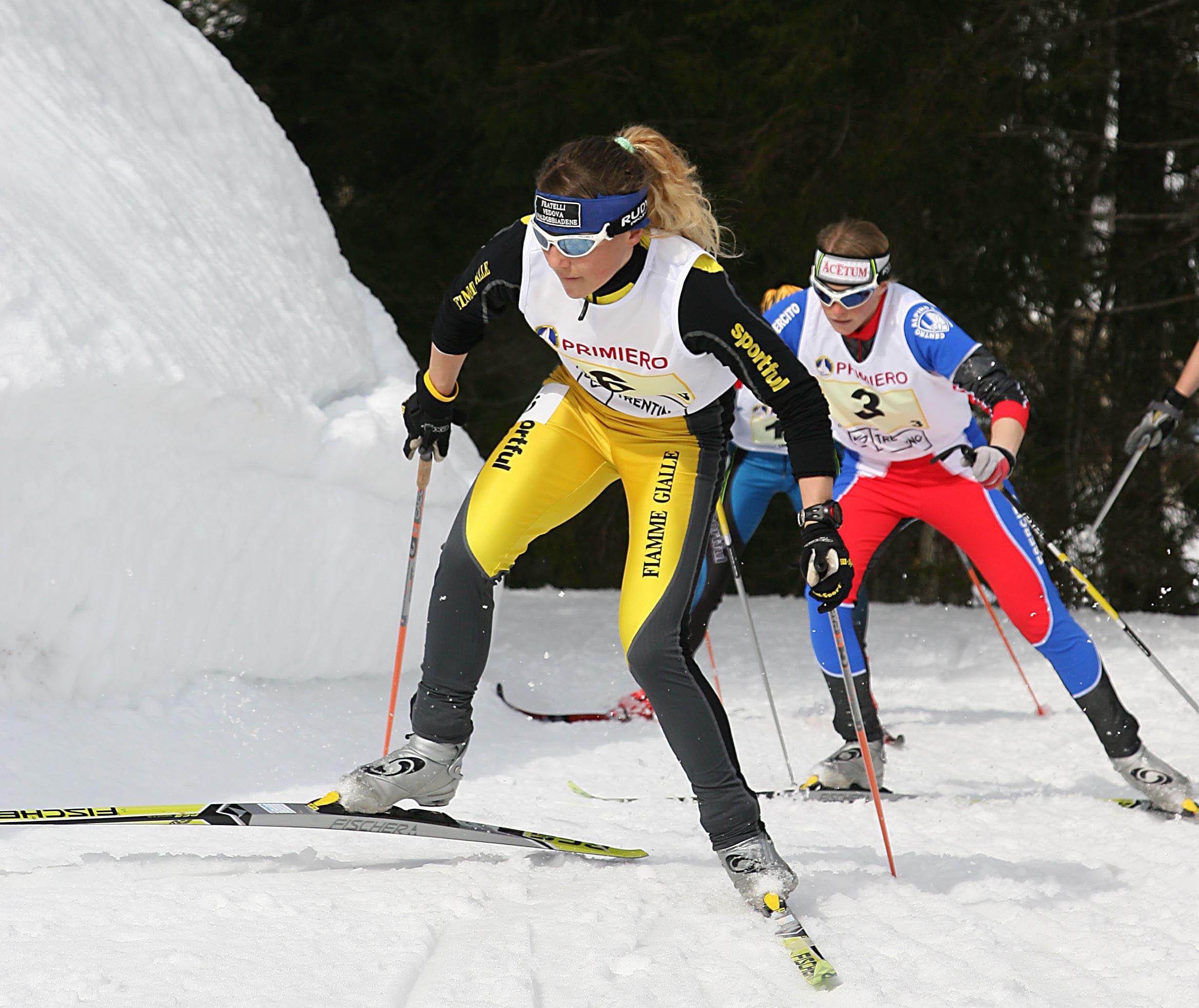 I Campionati Assoluti di Sci Nordico a Passo Cereda in Trentino