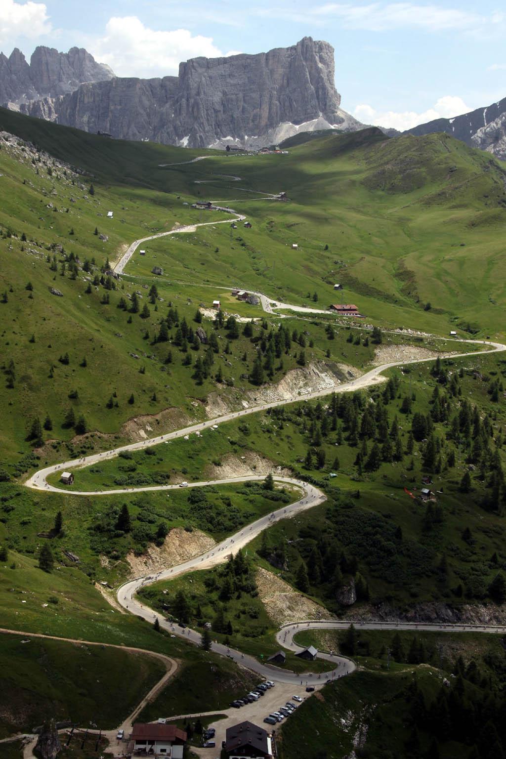 Maratona Dles Dolomites: classifiche e fotografe