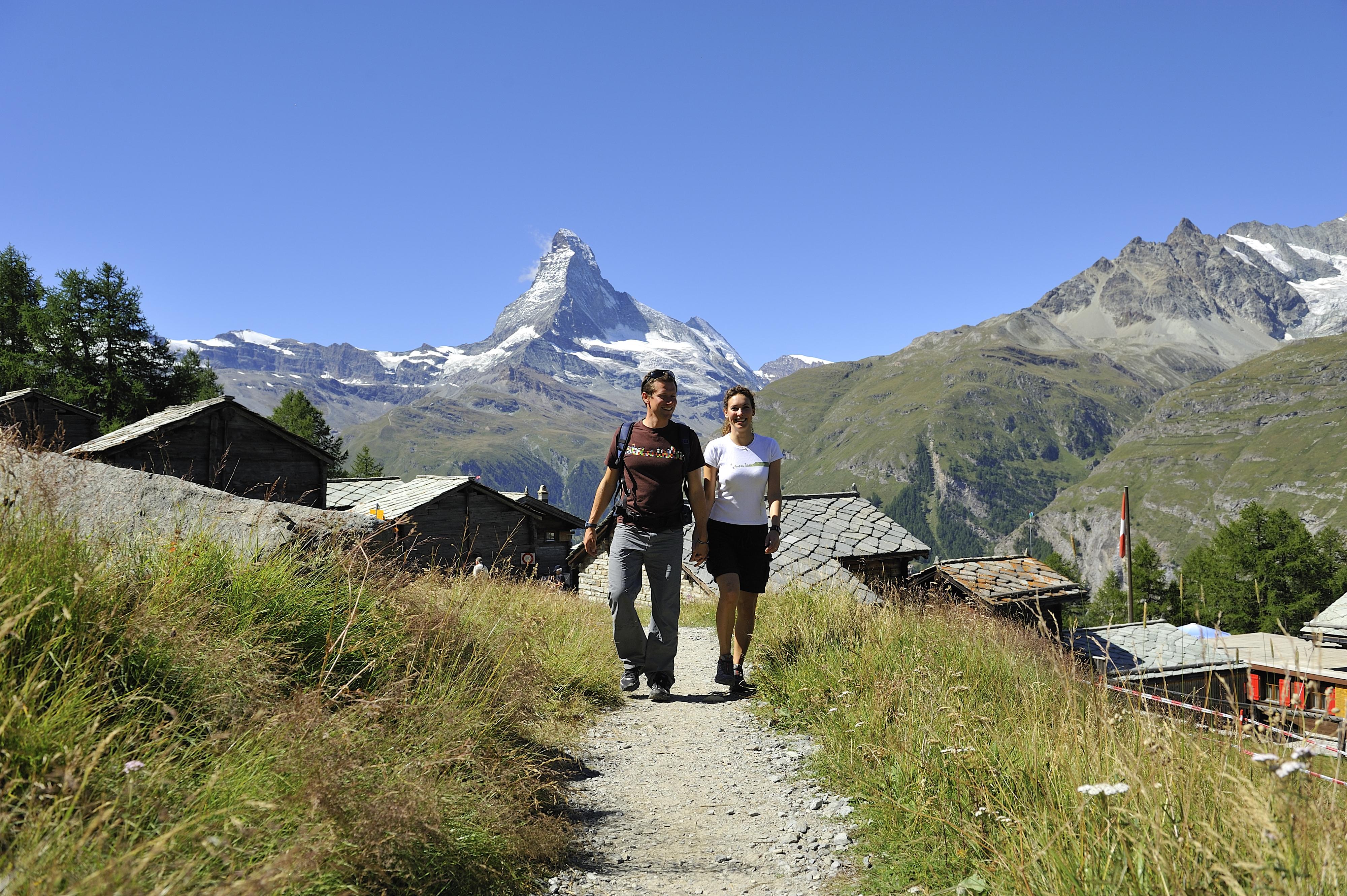 In viaggio con Herno: alla scoperta di Zermatt