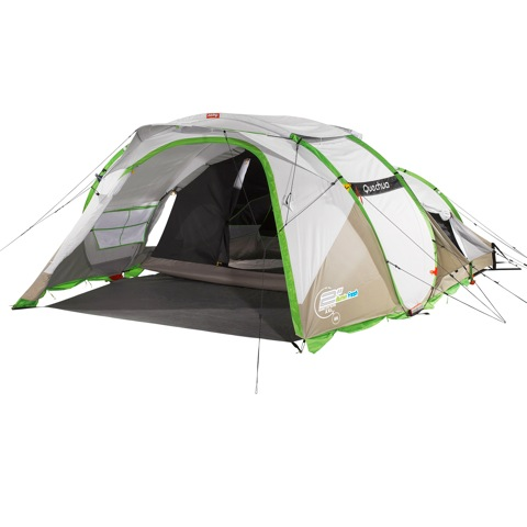 Estate 2012: Quechua  presenta la nuova linea di prodotti per trekking, camminate, escursionismo