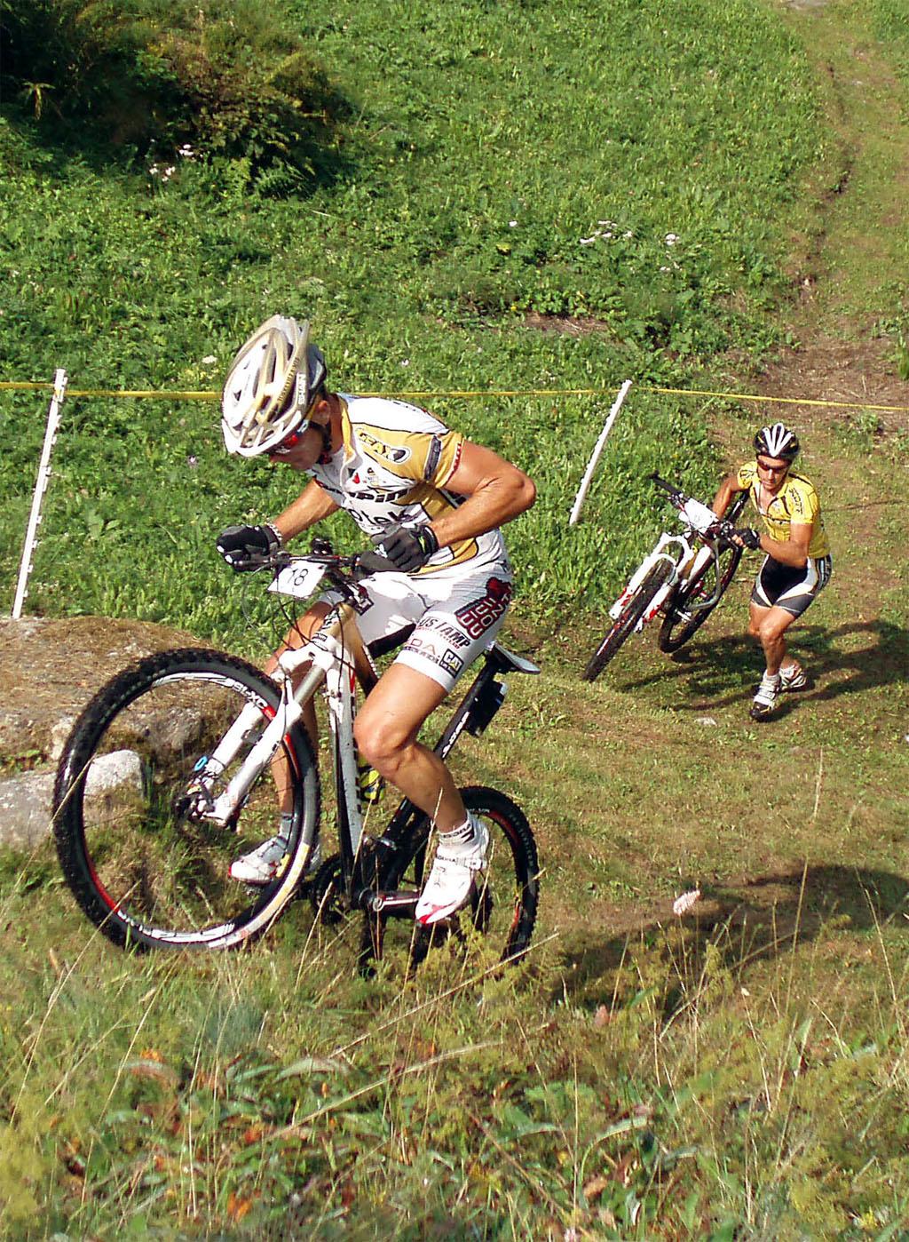 Rampinada di Mountain Bike edizione 2011