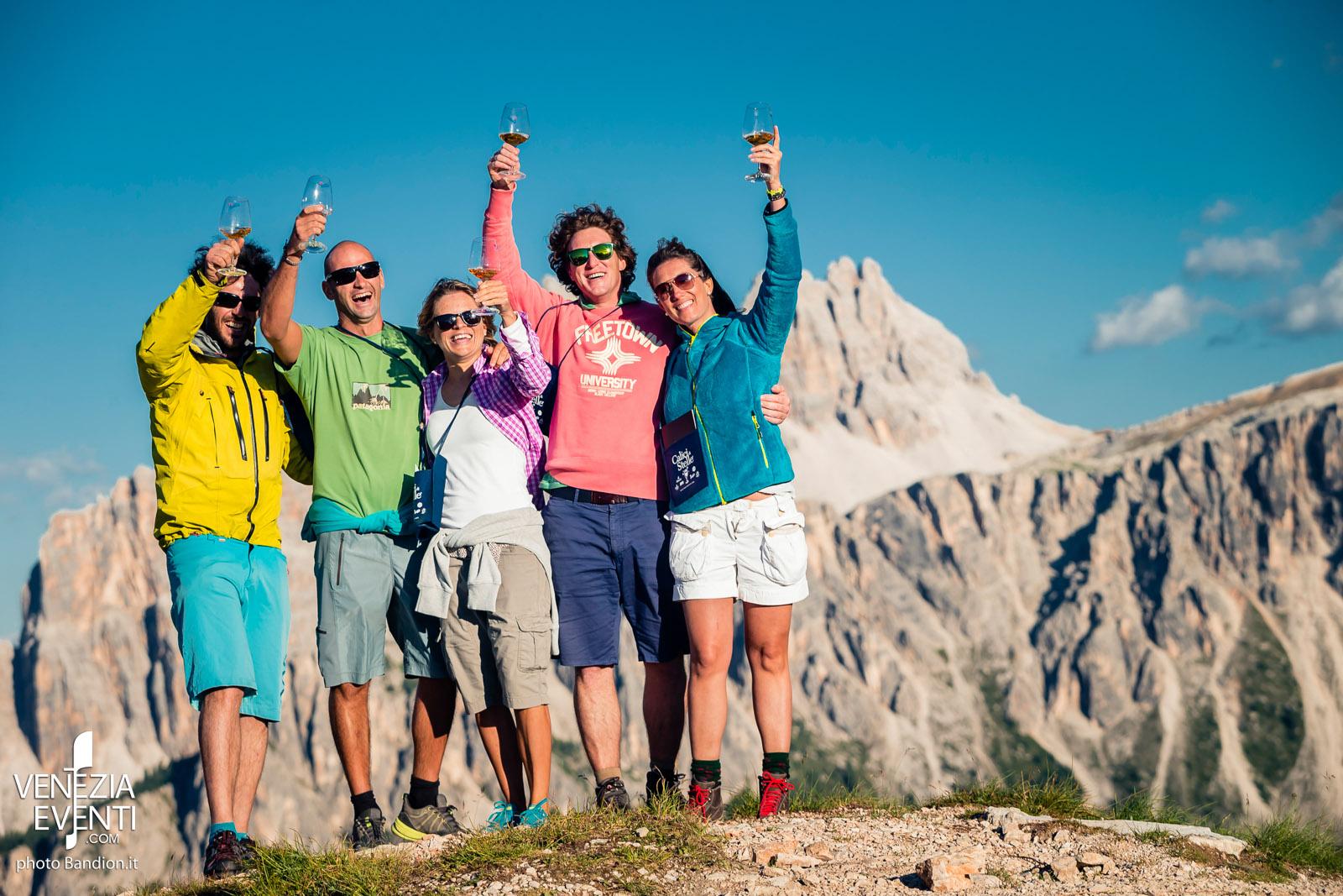 Calici di Stelle nei Rifugi di Cortina d'Ampezzo