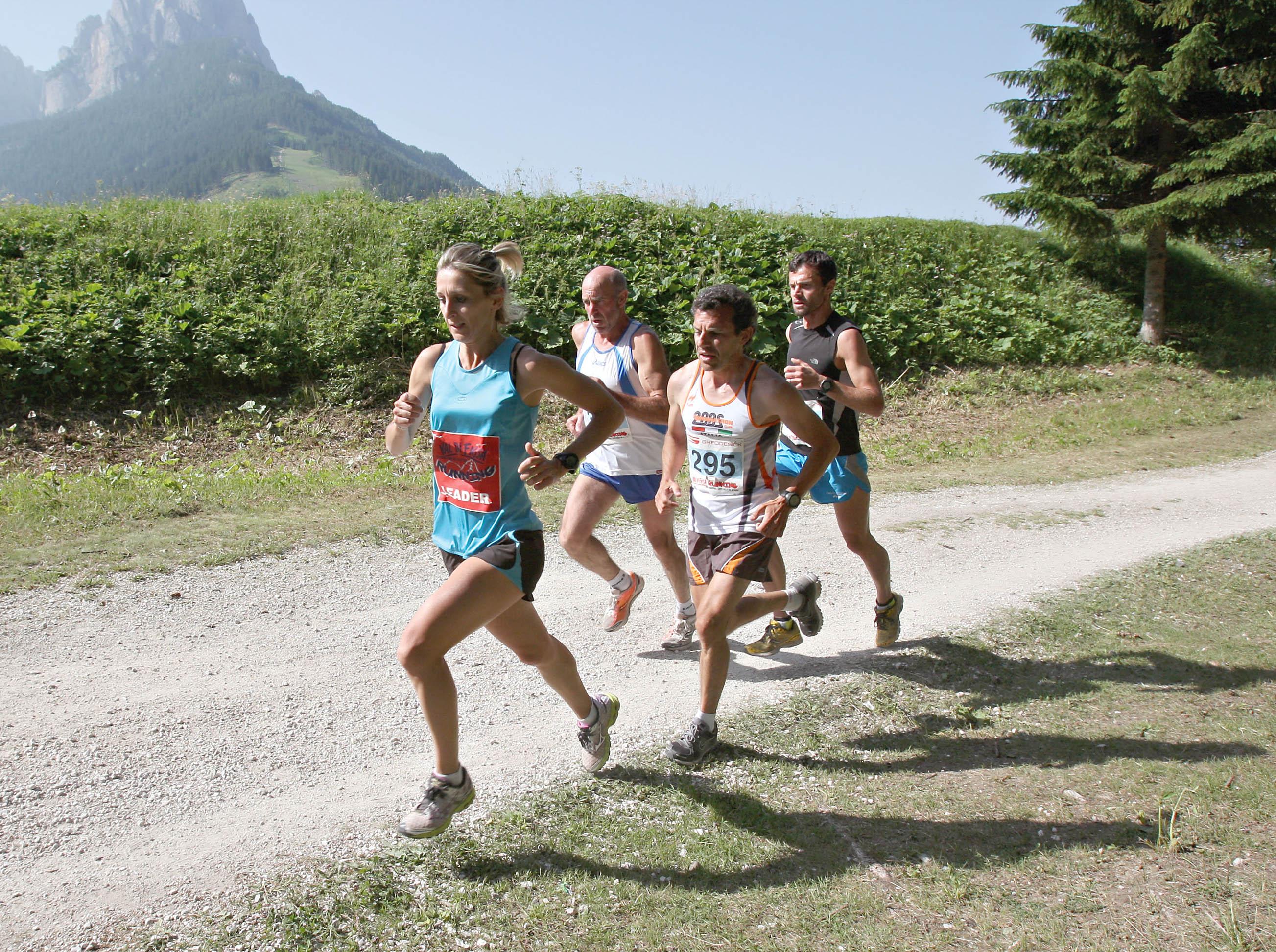 Verso la Val di Fassa Running