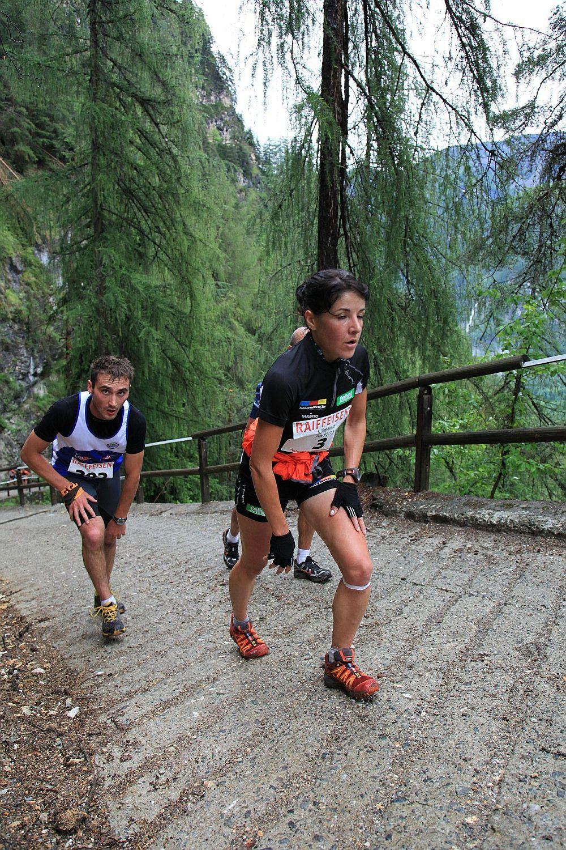 SkyRace Valmalenco-Valposchiavo: intervista a Stephanie Jimenez