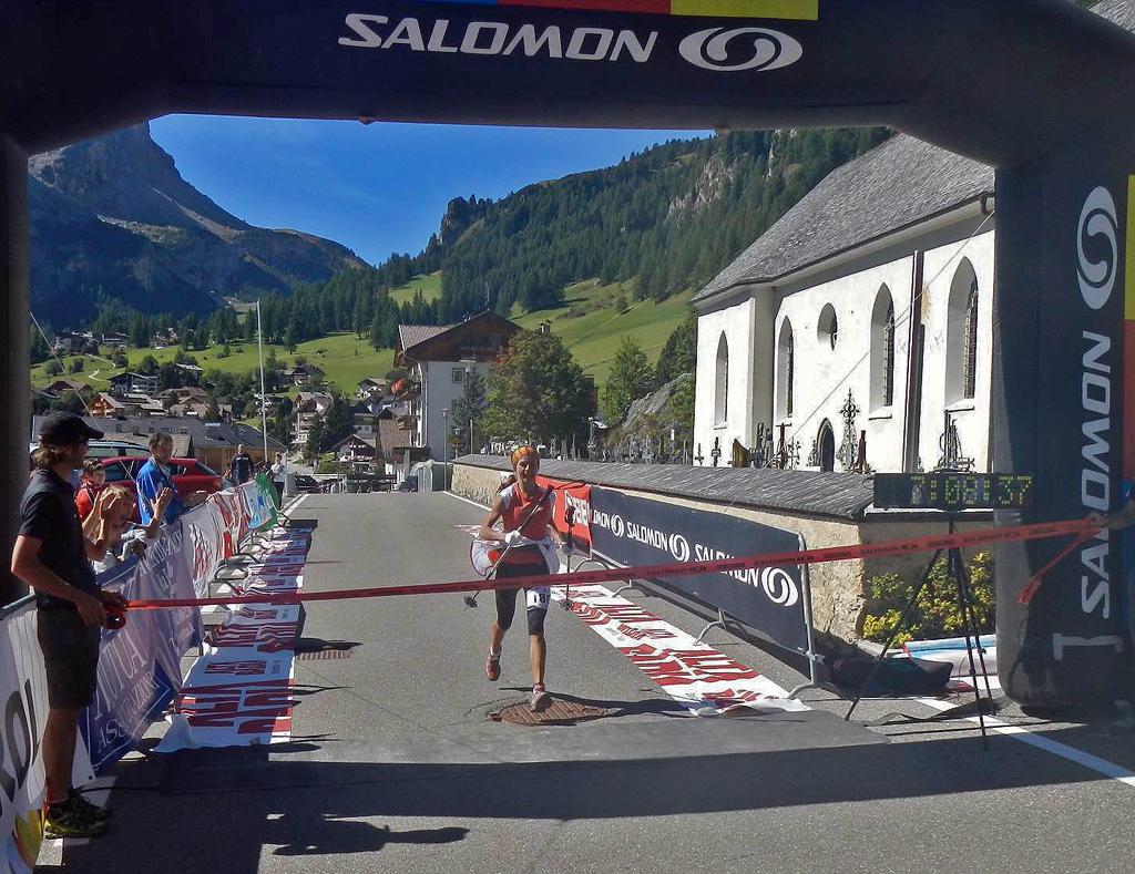 Salomon Trail Tour 2013