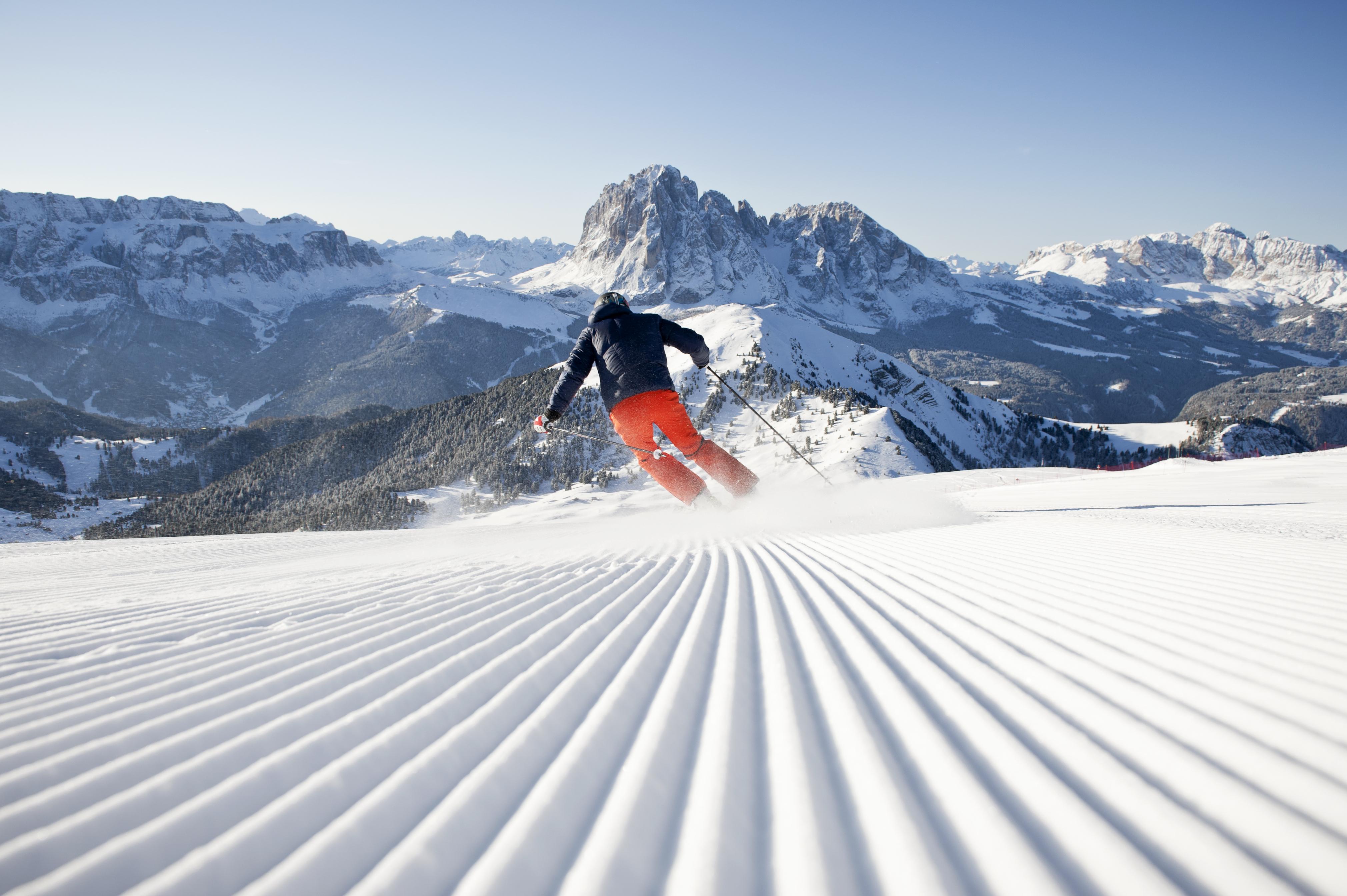In Val Gardena si attende la neve
