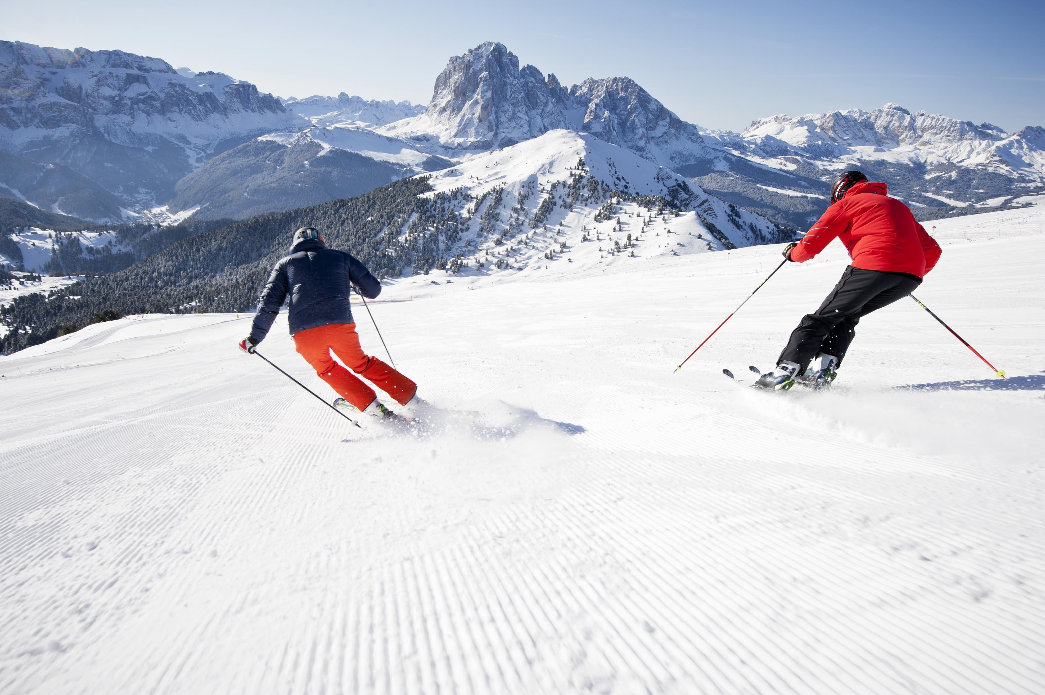 Offerta vacanza prima neve in Val Gardena