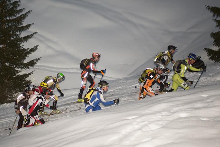 Verso la Sellaronda Skimarathon 2014