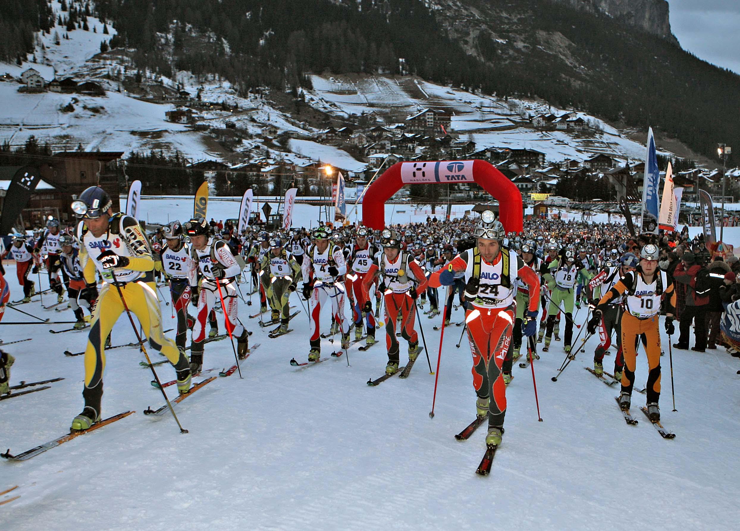 Sellaronda Skimarathon, il 21 dicembre aprono le iscrizioni!