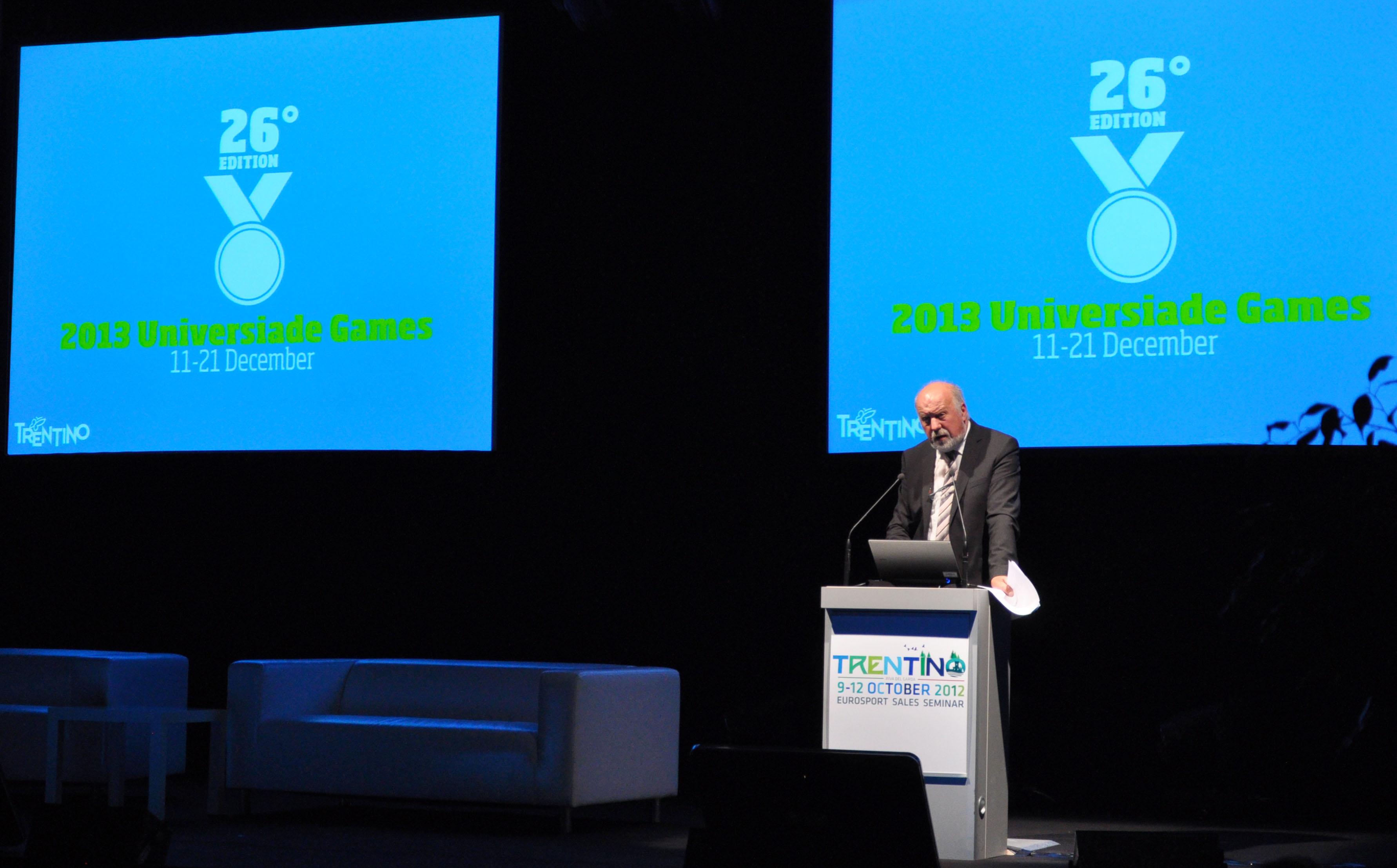 Universiade del Trentino 2013