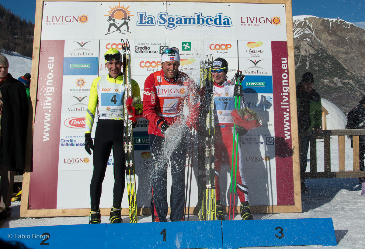 Petter Northug vince La Sgambeda. Le classifiche