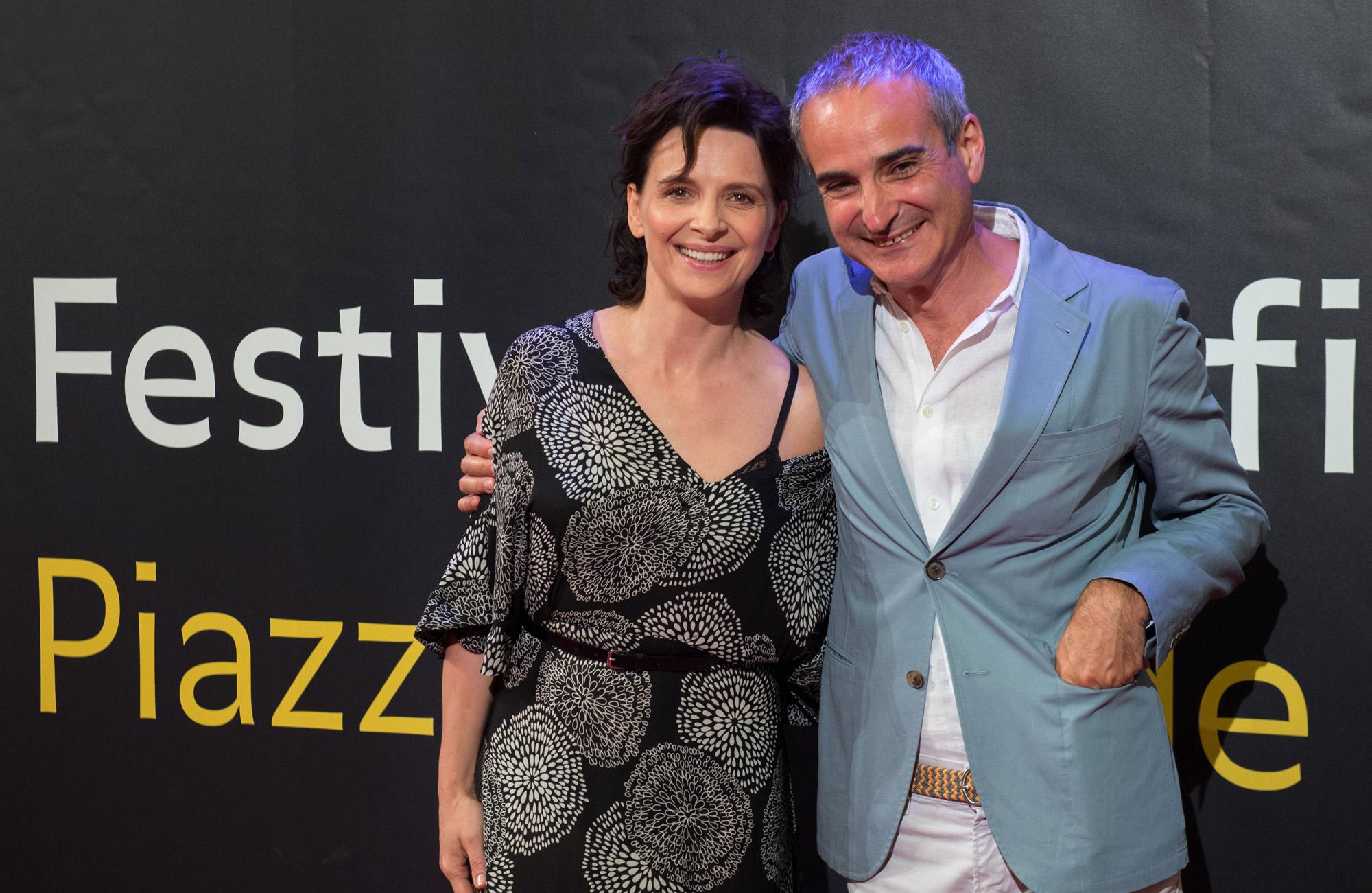 Sils Maria, la montagna dell'Engadina al Festival del film di Locarno