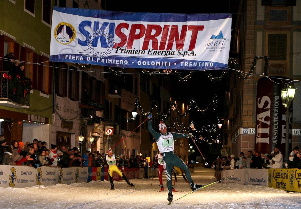 """La """"Ski Sprint Primiero Energia"""" annuncia molti campioni al via"""