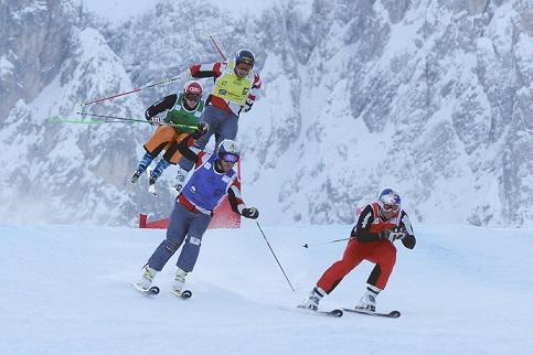 Coppa del Mondo di Ski Cross a San Candido Alta Pusteria