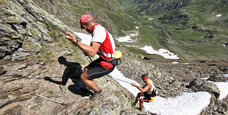 SkyMarathon Sentiero 4 Luglio: gara di corsa in montagna