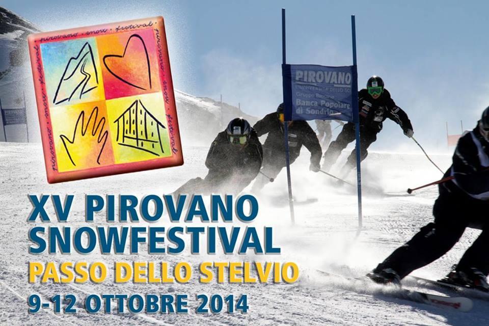 Snow Festival 2014 al Passo dello Stelvio