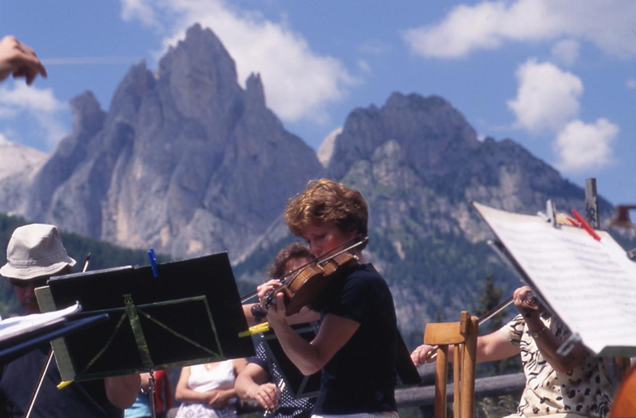 In Val di Fassa I Suoni delle Dolomiti 2013