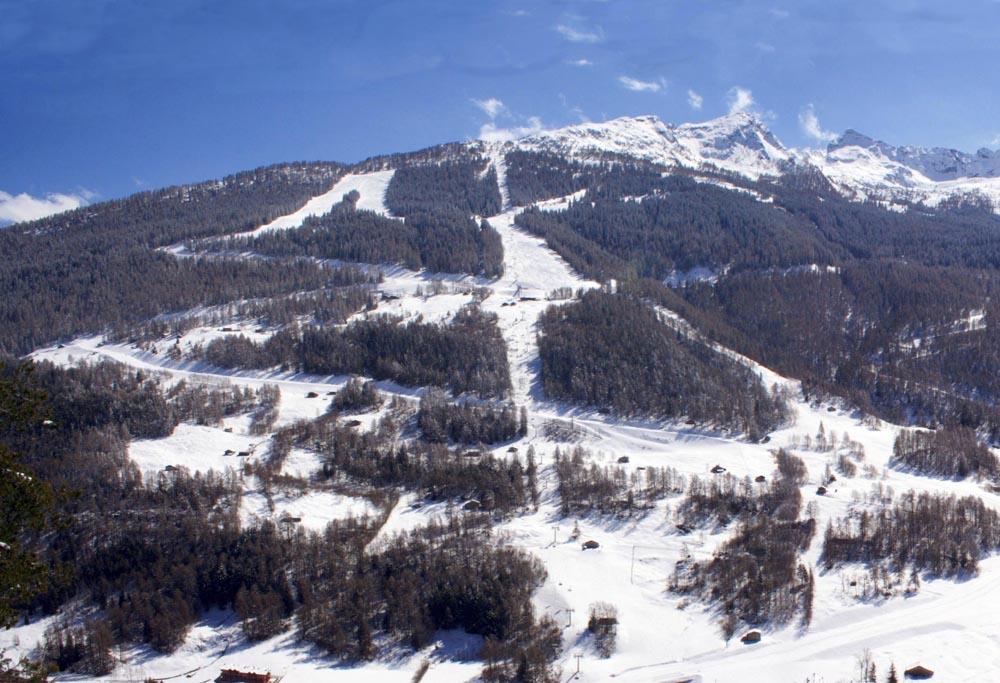 Grande sci alpino ad Aprica con il Liberùn del Baradello