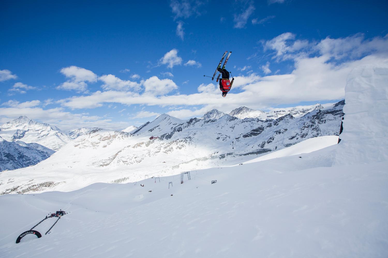 A Zermatt la Swatch Skiers Cup 2014