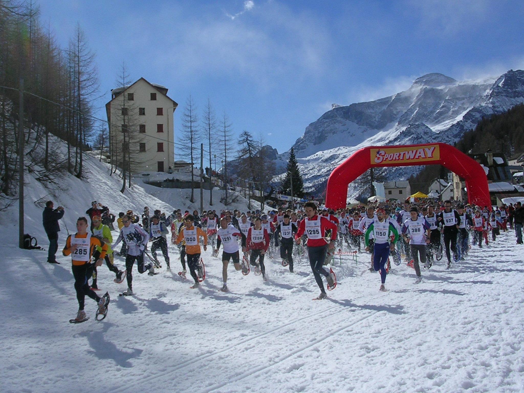 Traccia Bianca 2013, iscrizioni aperte per la cispolata dell'Alpe Devero