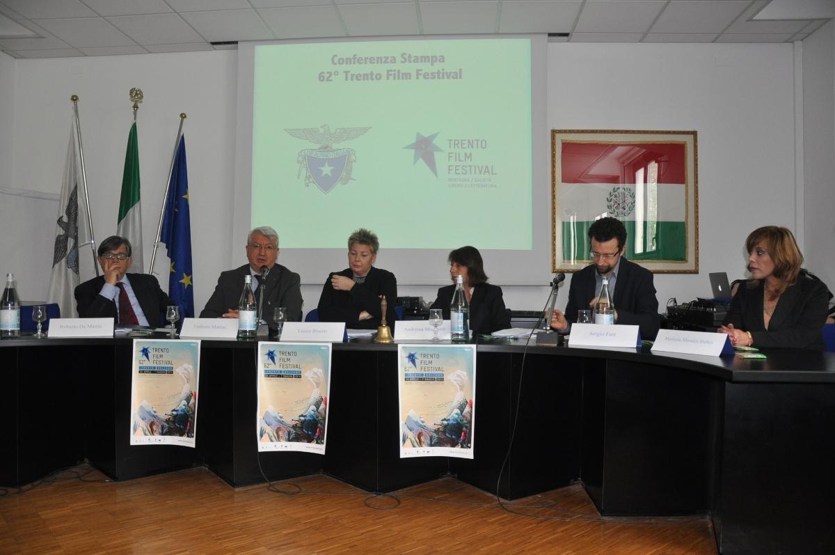 Il Trento Film Festival 2014 si presenta a Milano