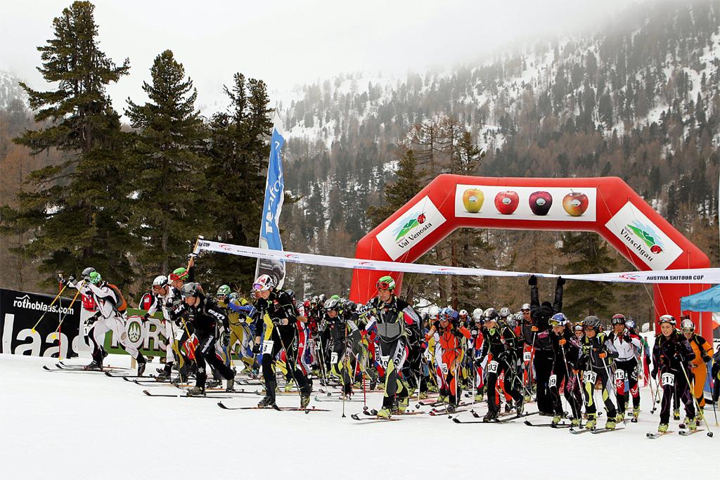 Trofeo Marmotta in Val Martello: classifiche e fotografie