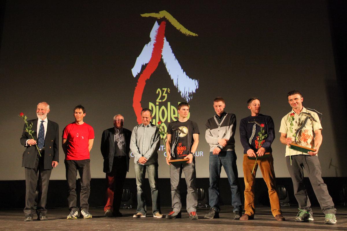 Il Piolets d'or 2016 si sposta a La Grave – La Meije