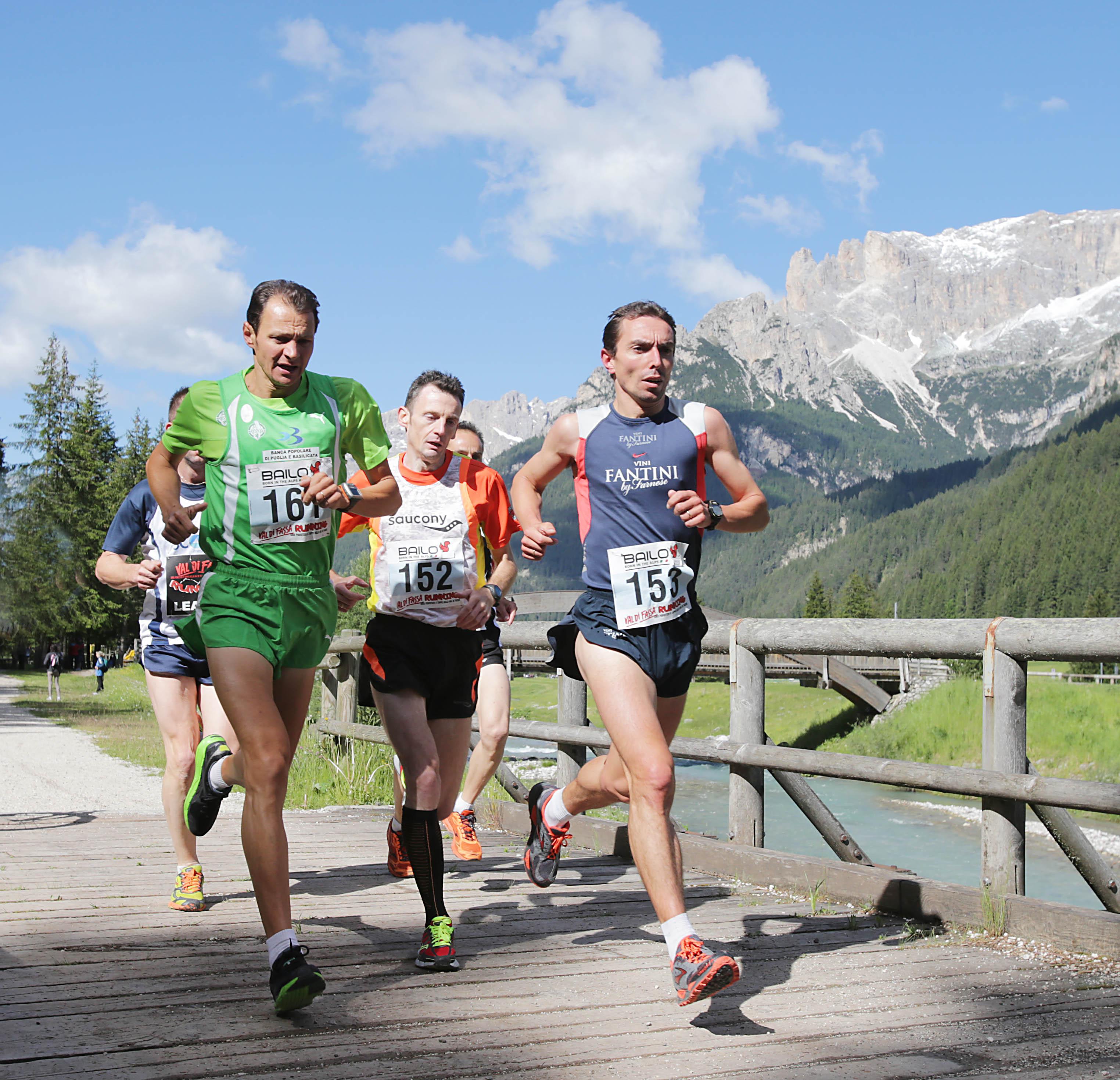 Val di Fassa Running 2013: la seconda tappa
