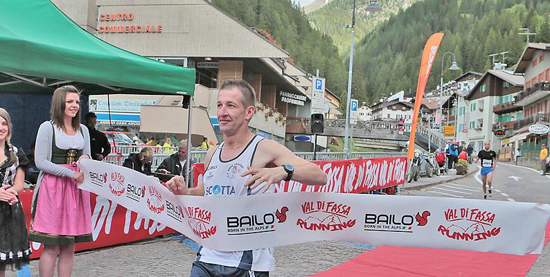 Trail running nelle Alpine Pearls