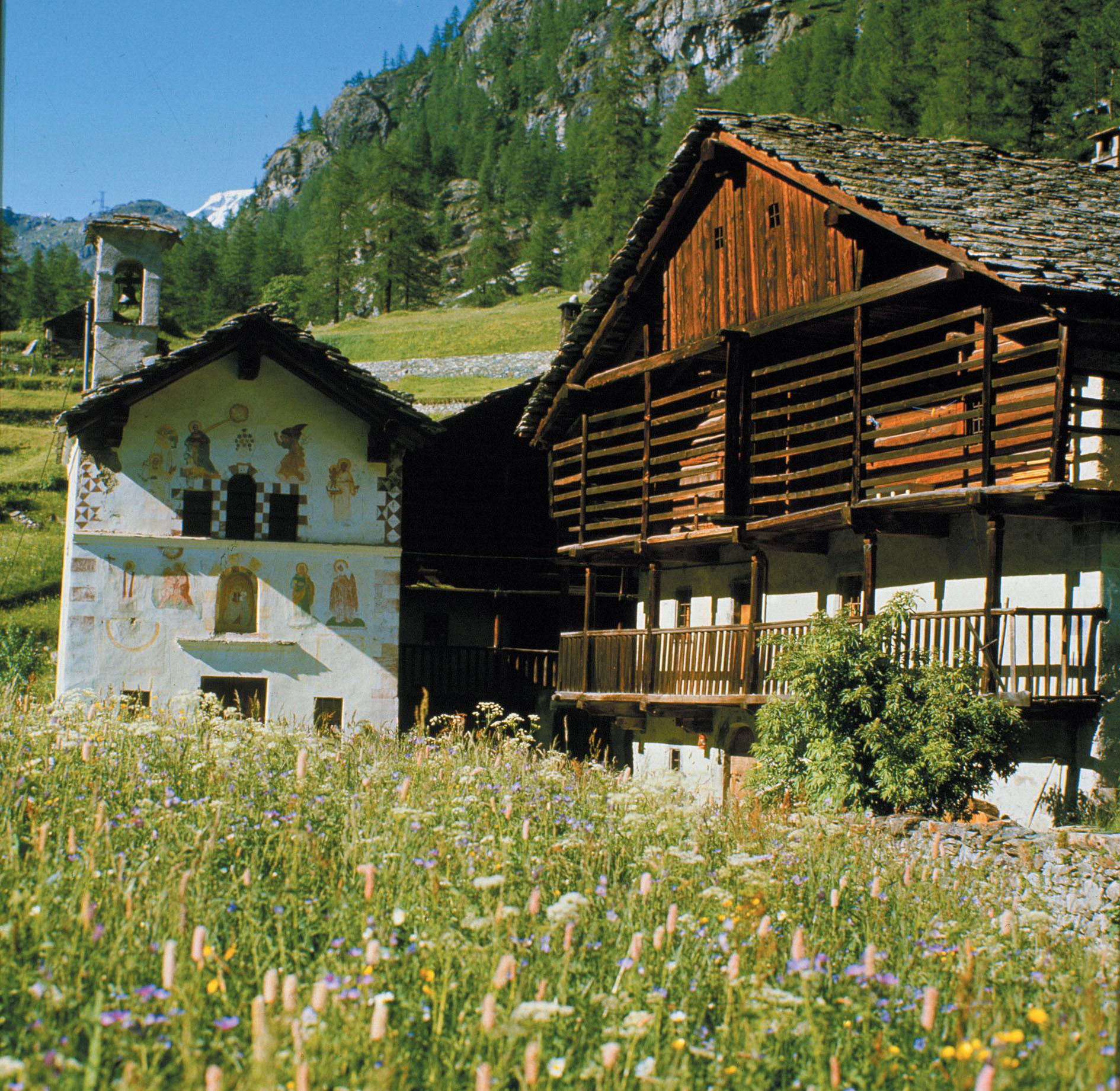 Convegno Vivere le Alpi: abitare in città, abitare in montagna