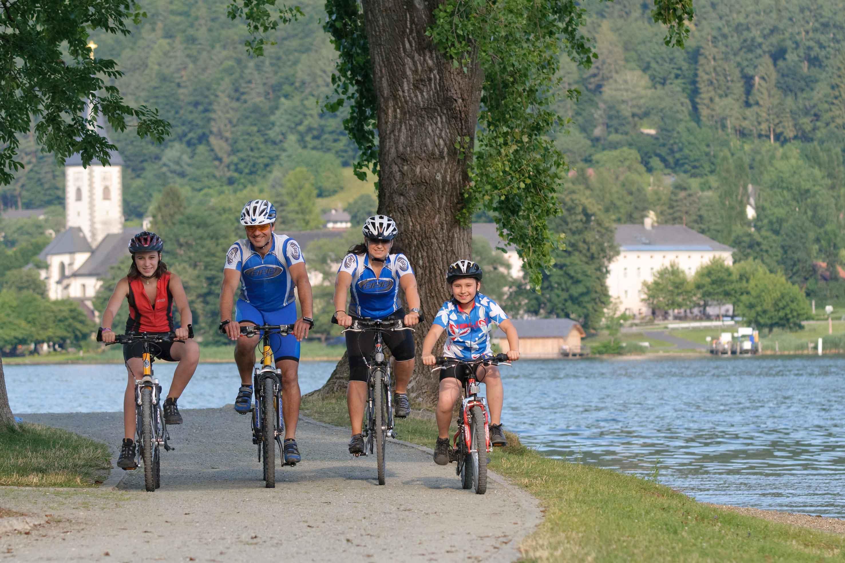 A Villach per una vacanza in bicicletta