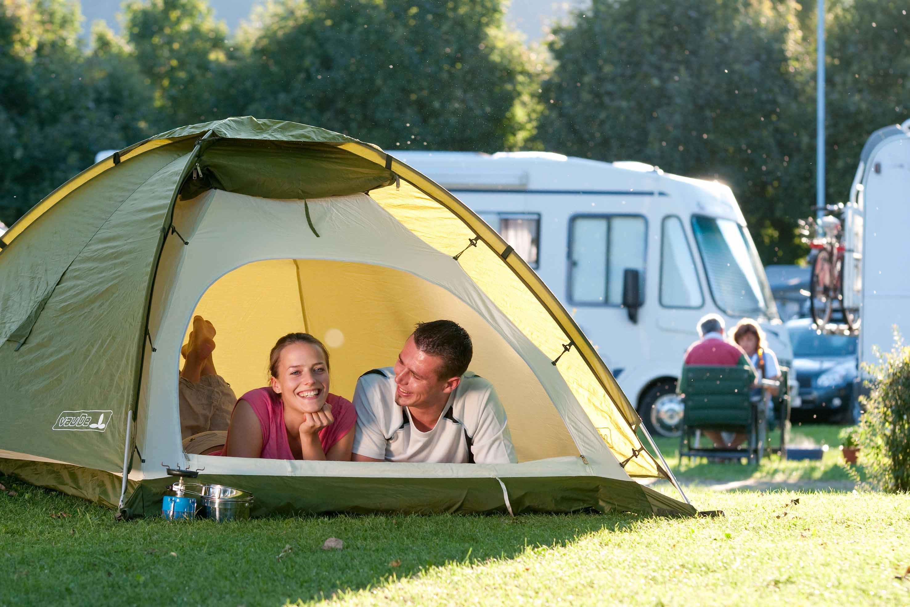 Vacanze in campeggio sui laghi di Villach