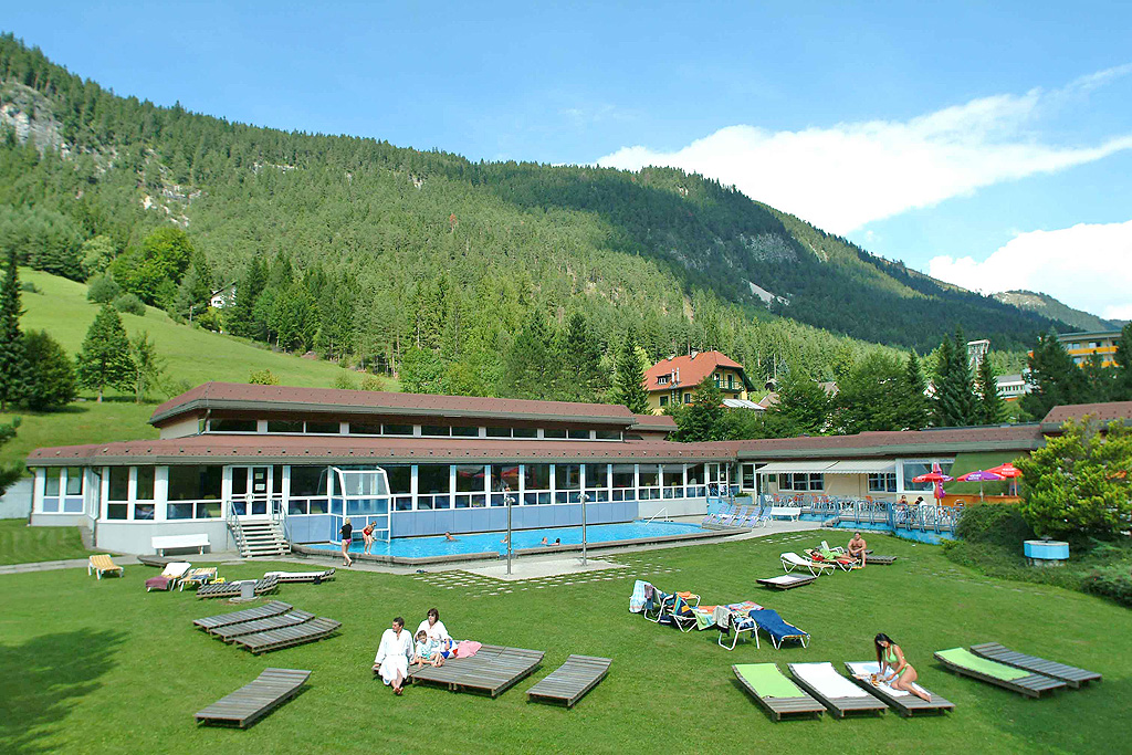 Terme e relax a Villach: il benessere nel sottosuolo di Bad Bleiberg
