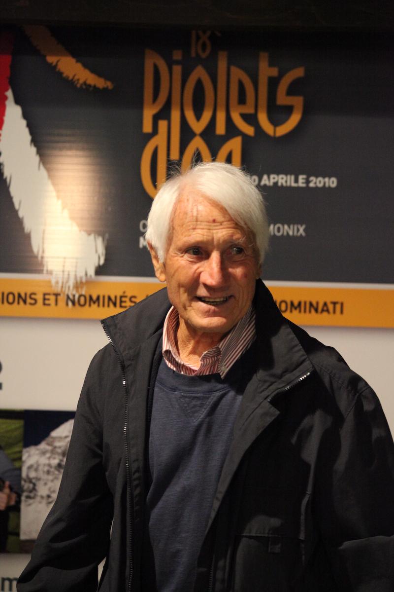 Walter Bonatti ricordato al Trento Film Festival con un documentario sulla sua vita