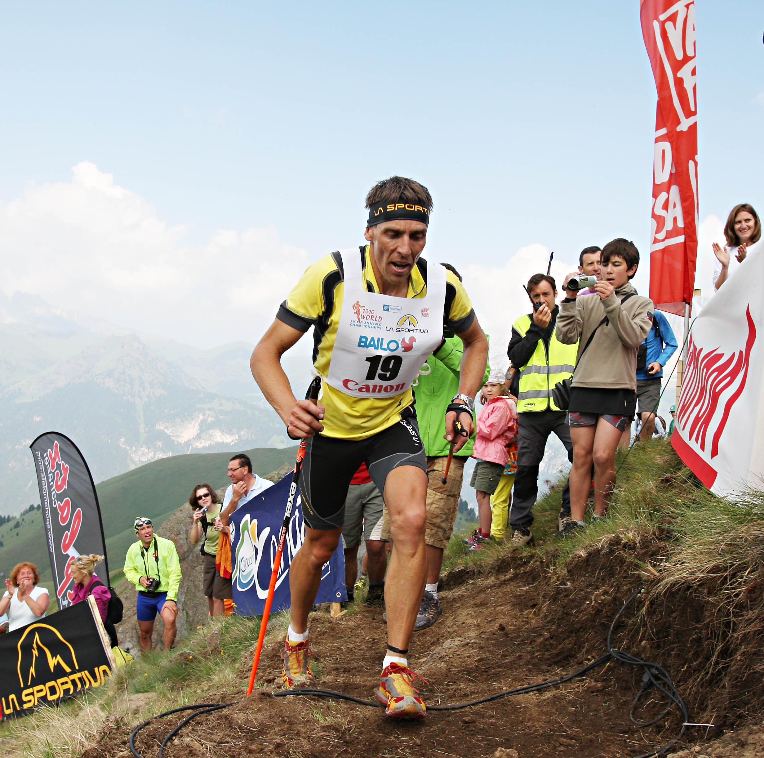 Canazei, Mondiale Vertical Kilometer ISF: vincono Urban Zemmer e Laetitia Roux
