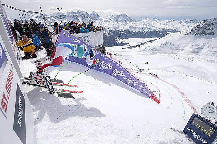 Coppa del Mondo di sci: le finali a Sankt Moritz