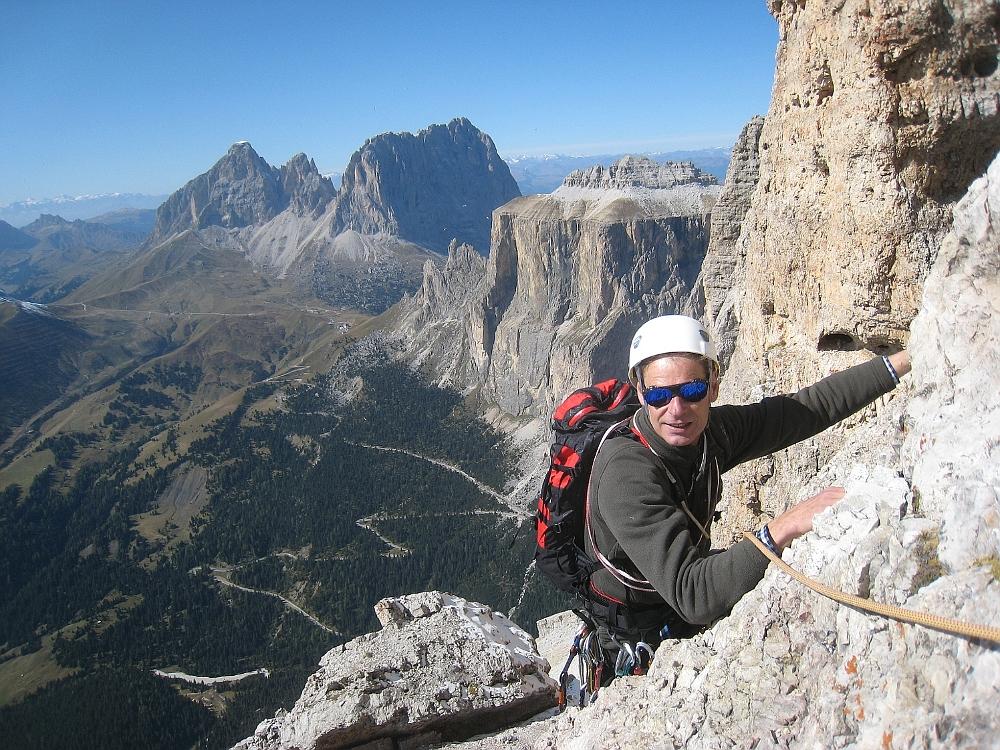 Settimana alpina in Val Gardena: offerta vacanza – alpinismo