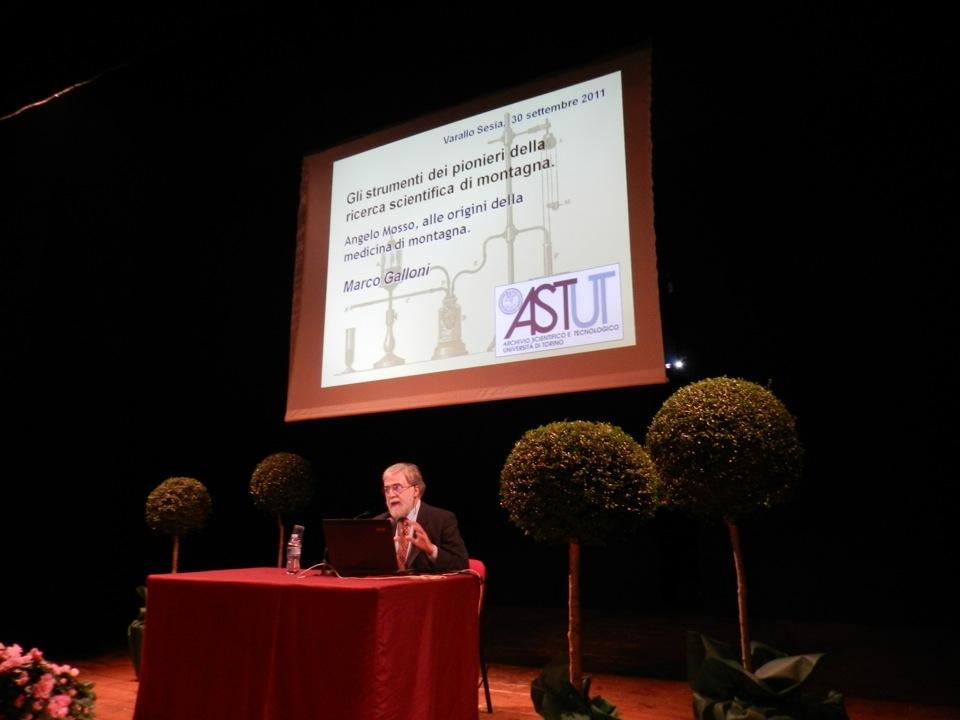 Varese: conferenza sulla medicina d'alta quota