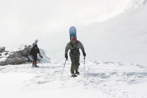 Vetan Backcountry 2010 in Valle d'Aosta