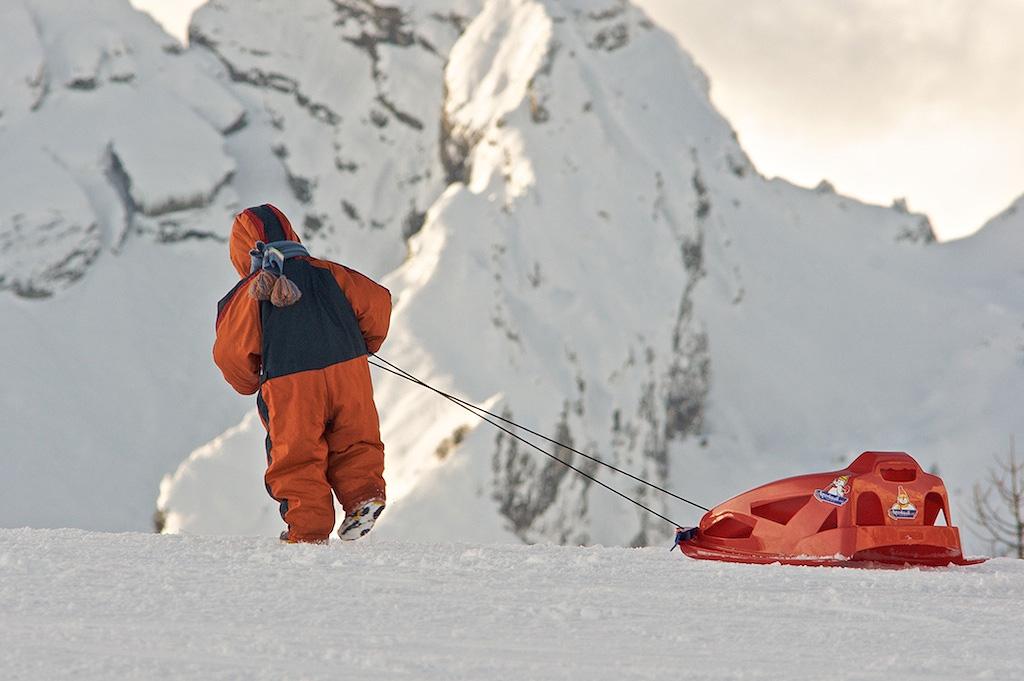 Adamello Ski: i bambini sulle nevi di Pontedilegno – Tonale