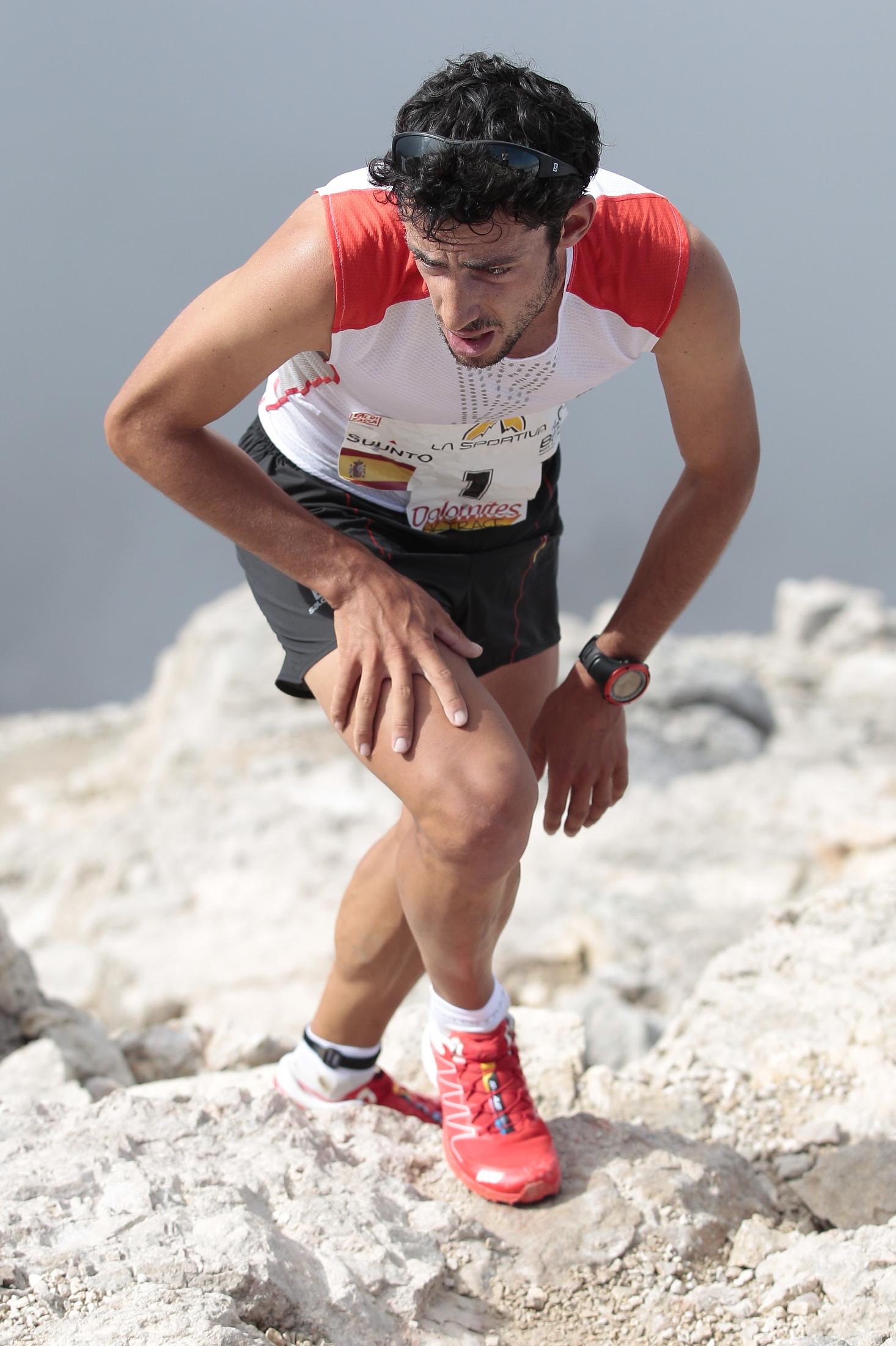 Video Dolomites SkyRace 2013, vincono Forsberg e Jornet