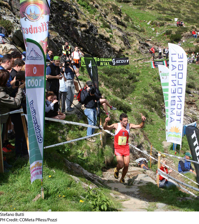 Corsa in montagna: verso la Orobie Vertical 2012