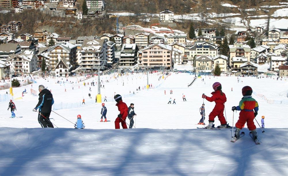 Ad Aprica Valtellina per una primavera sugli sci