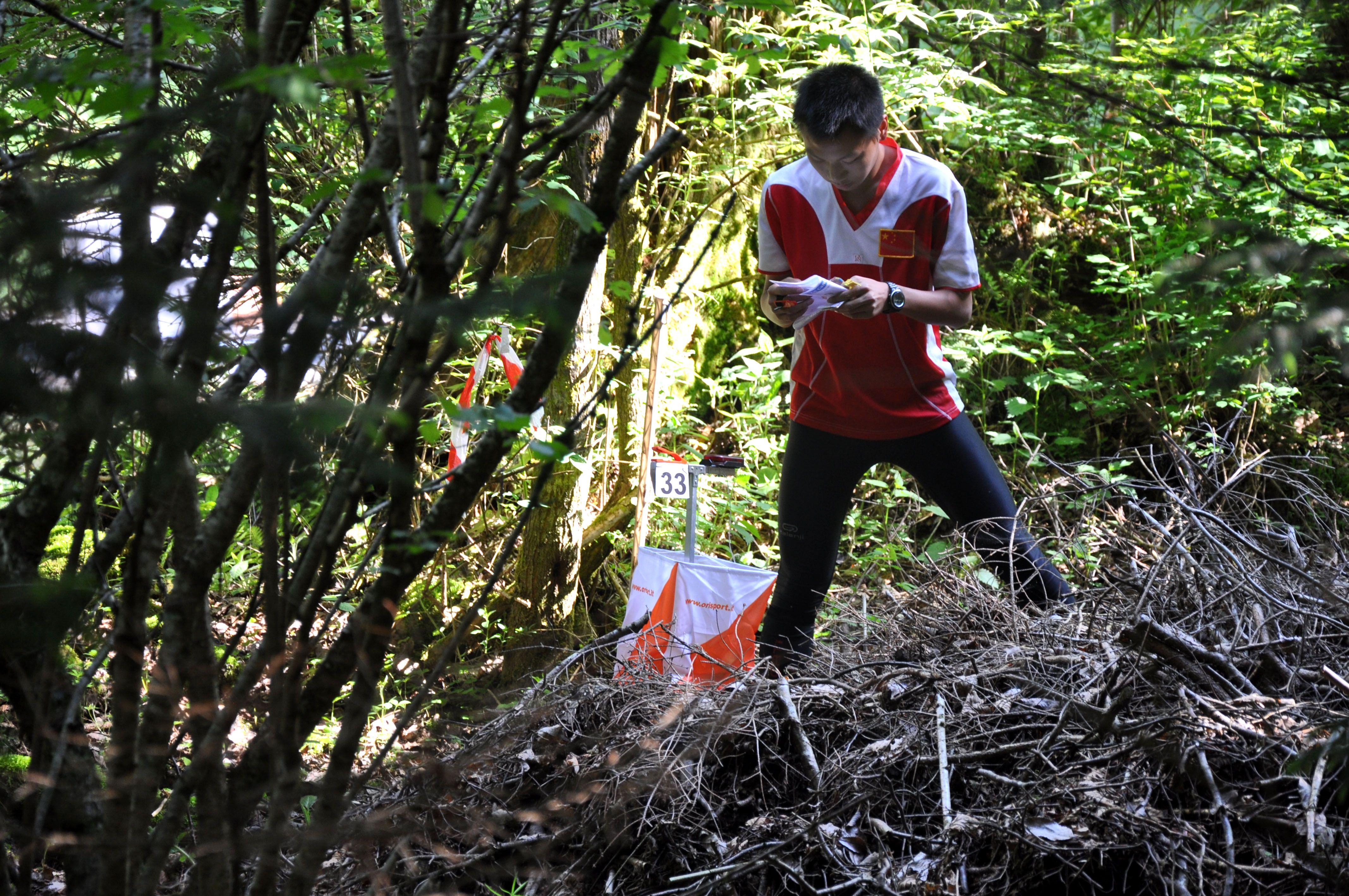 In Trentino i Campionati Mondiali Studenteschi di Orienteering 2011