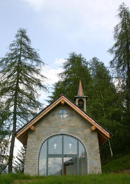 Aprica inaugura la chiesetta dedicata a San Giovanni