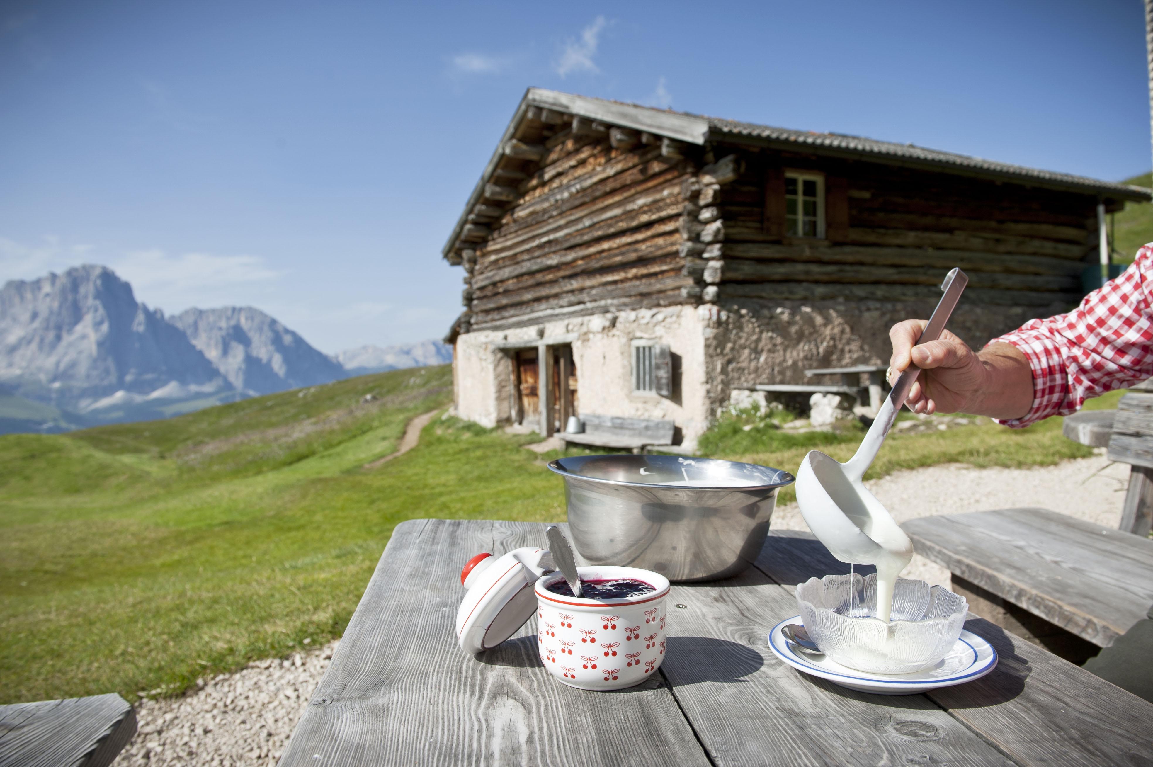 Val Gardena: appuntamenti con i sapori ladini