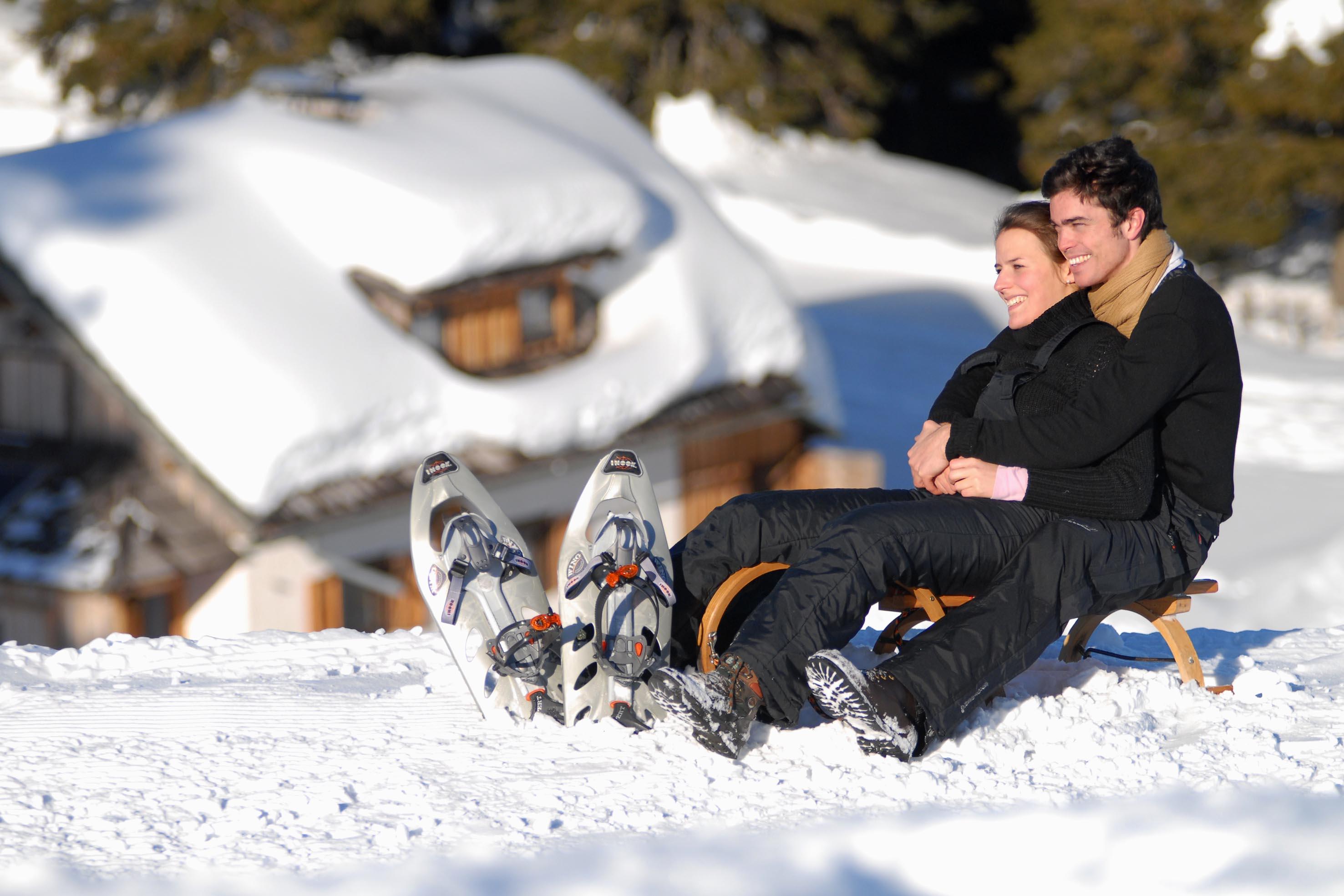 San Valentino in montagna a Villach